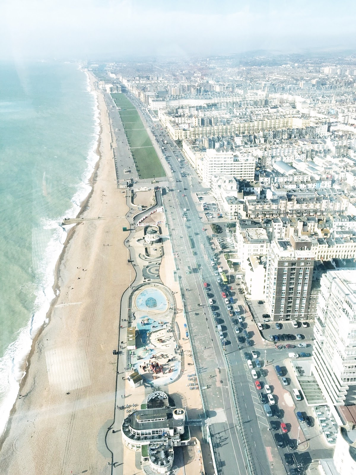 View From Brighton British Airways i360 Experience