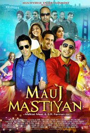 Mauj Mastiyan 2014 Punjabi 720p HDRip 700mb , latest punjabi movie Mauj Mastiyan 720p webrip hdrip free download 700mb or watch online full movie single link at world4ufree.be