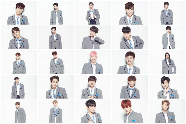 Profil Penerima Produce 101 Season 2 (Part. 1)