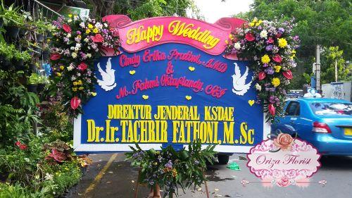 toko bunga papan surabaya, bunga papan kayoon surabaya, bunga papan digital printing surabaya