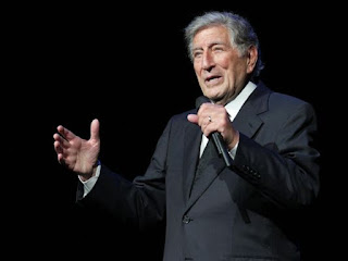Tony Bennett singing - 90 years
