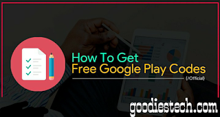 Get Free Google CodesCredit – Redeem Codes [Unlimited 2017]