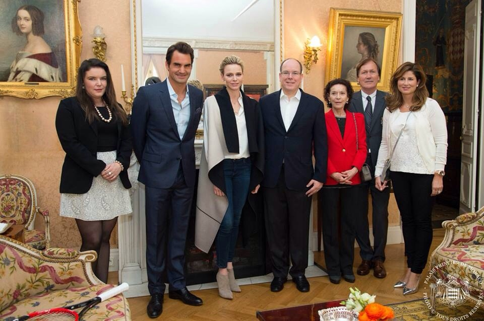 how did prince albert and charlene wittstock meet