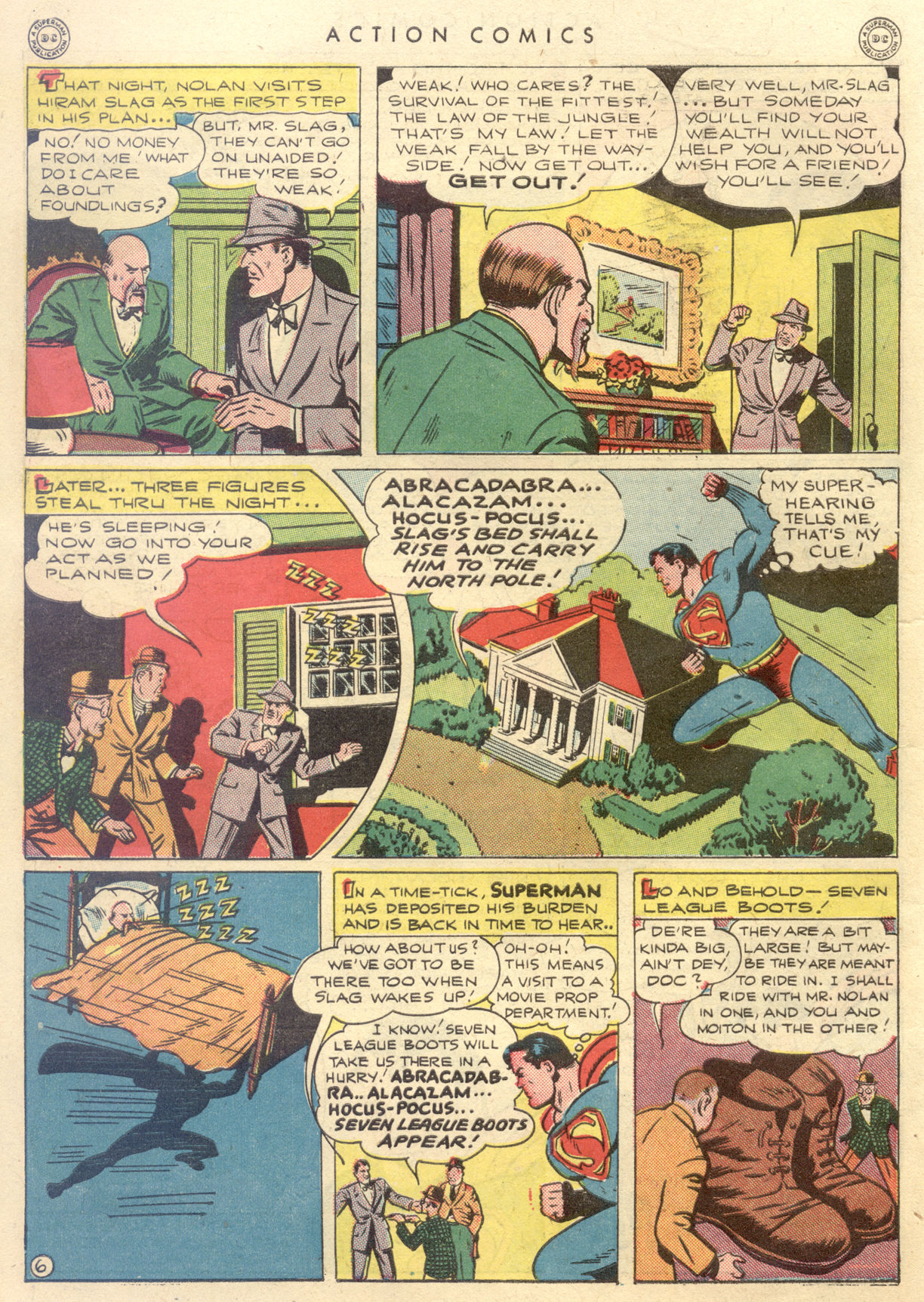 Read online Action Comics (1938) comic -  Issue #88 - 8