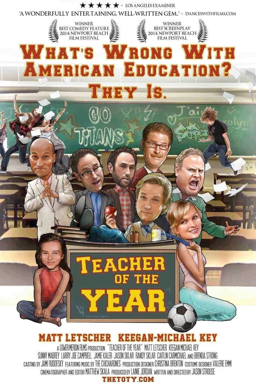 Teacher of the Year 2016 - Full (HD)