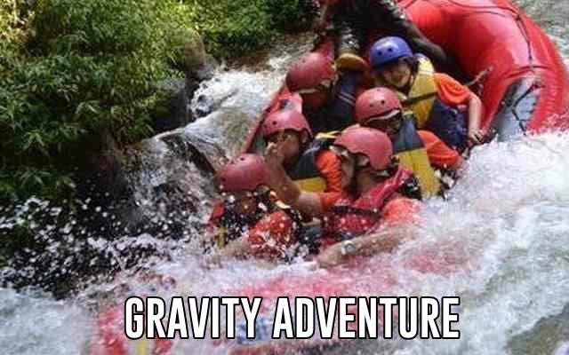 Arung Jeram di Bandung Pangalengan Kaskus Gravity Adventure
