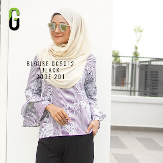 BLOUSE GC5012 3 Helai RM100 - SOLD OUT