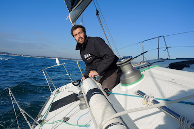 Pierre Rhimbault nouveau skipper Bretagne – CMB