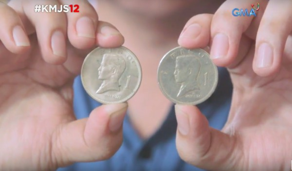 rare 1971- P1 coin is allegedly worth P1 million