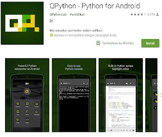 Ulasan Lengkap tentang Aplikasi Qpython Android