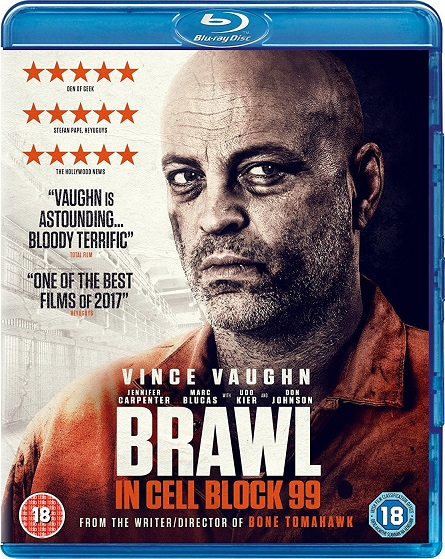 Brawl in Cell Block 99 (2017) m1080p BDRip 10GB mkv Dual Audio DTS 5.1 ch