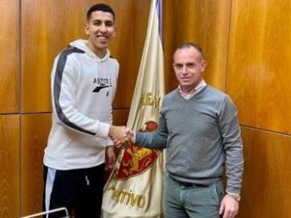 Oficial: El Zaragoza firma cedido a El Yamiq