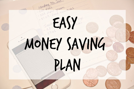 Our 2017 easy money saving plan