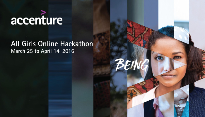 Accenture All Girls Online Hackathon