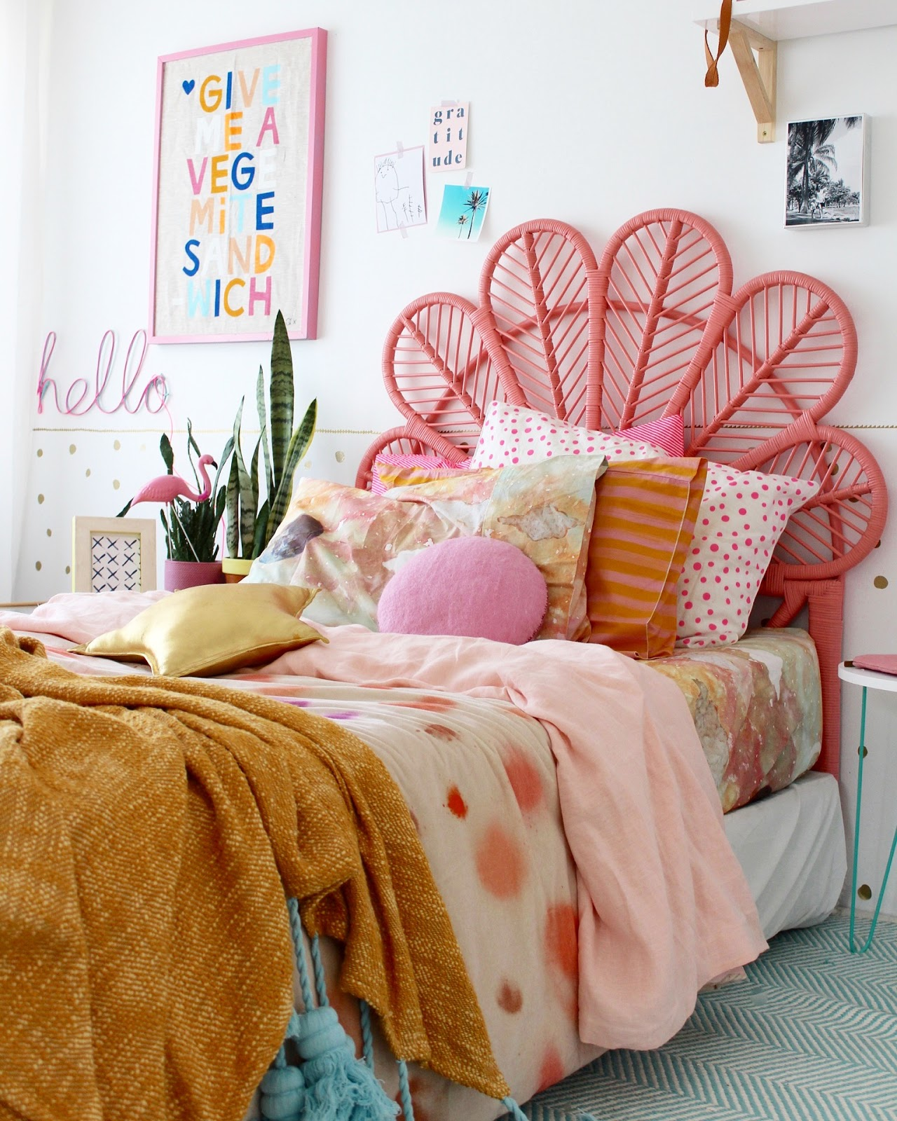 Boho Kids Rooms: The Boo And The Boy: Colourful Kids' Rooms
