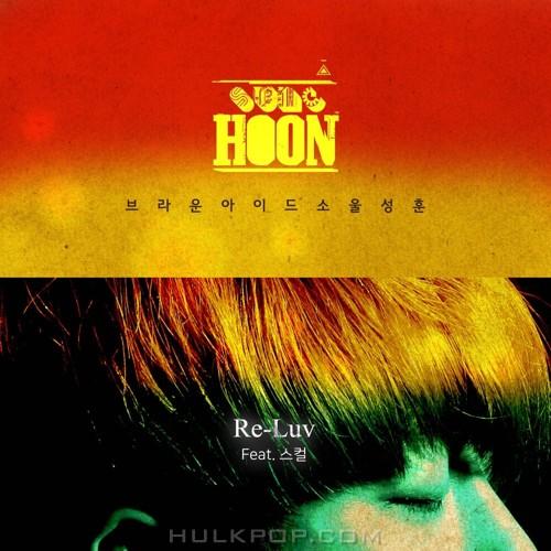 SUNGHOON (BROWN EYED SOUL) – Re-Luv – Single