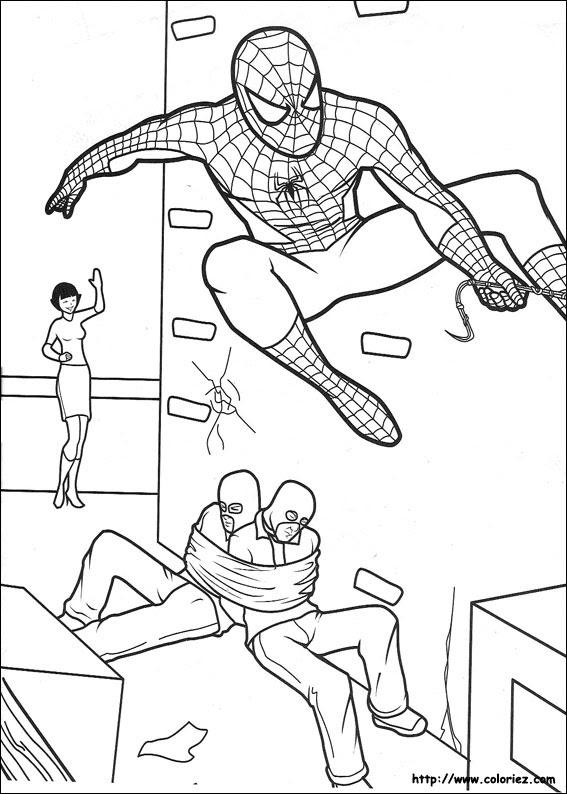 50 Desenhos Do Homem Aranha Para Pintar Imprimir Ou Preparar