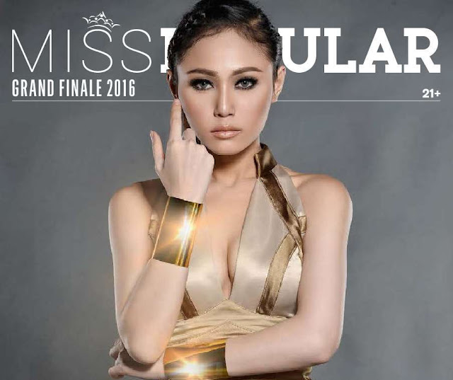 Galeri Foto Miss Grand Finale Popular World 2016
