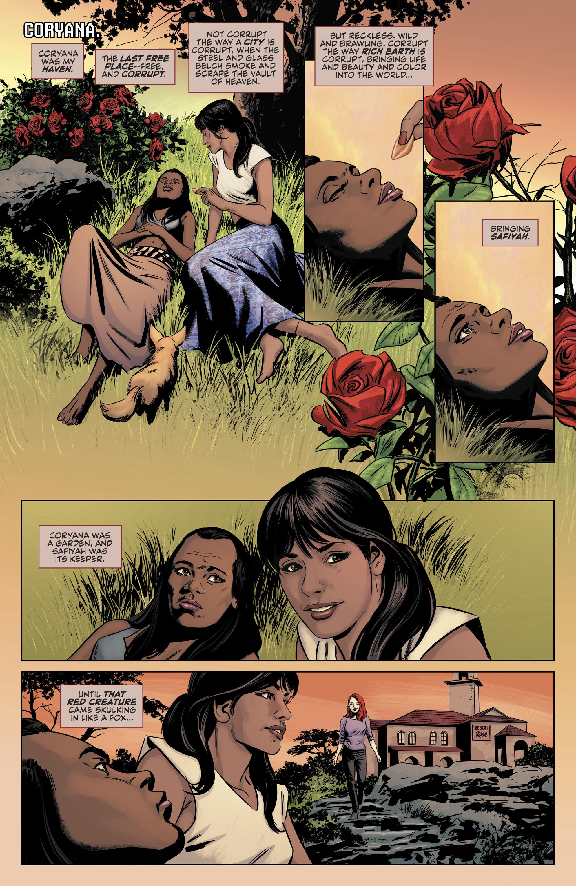 Read online Batwoman (2017) comic -  Issue #4 - 6