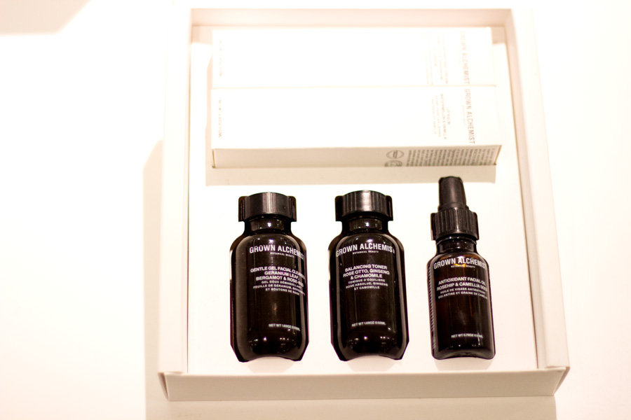 grown alchemist skincare review green beauty  now the exciting part if you are around oxford street london and you happen to wander into the grown alchemist counter in john lewis