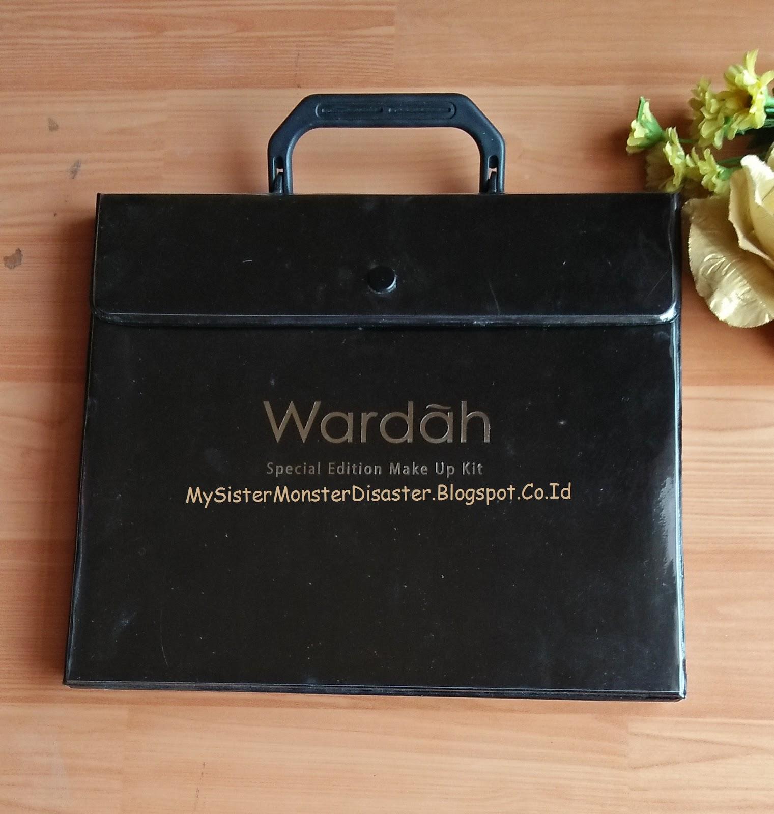 REVIEW Wardah Spesial Edition Makeup Kit