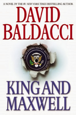 King and Maxwell by David Baldacci – Front Cover