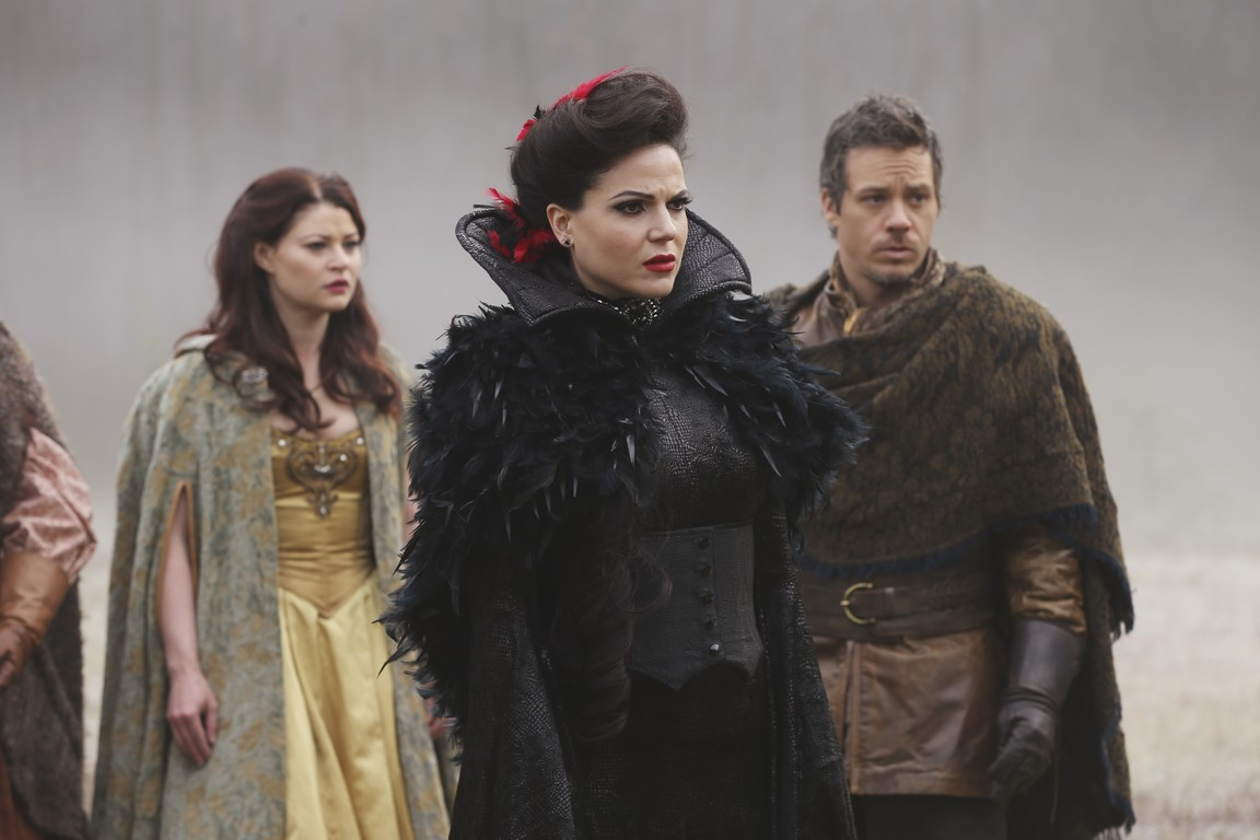 Once Upon A Time - Season 3 Episode 12: New York City Serenade
