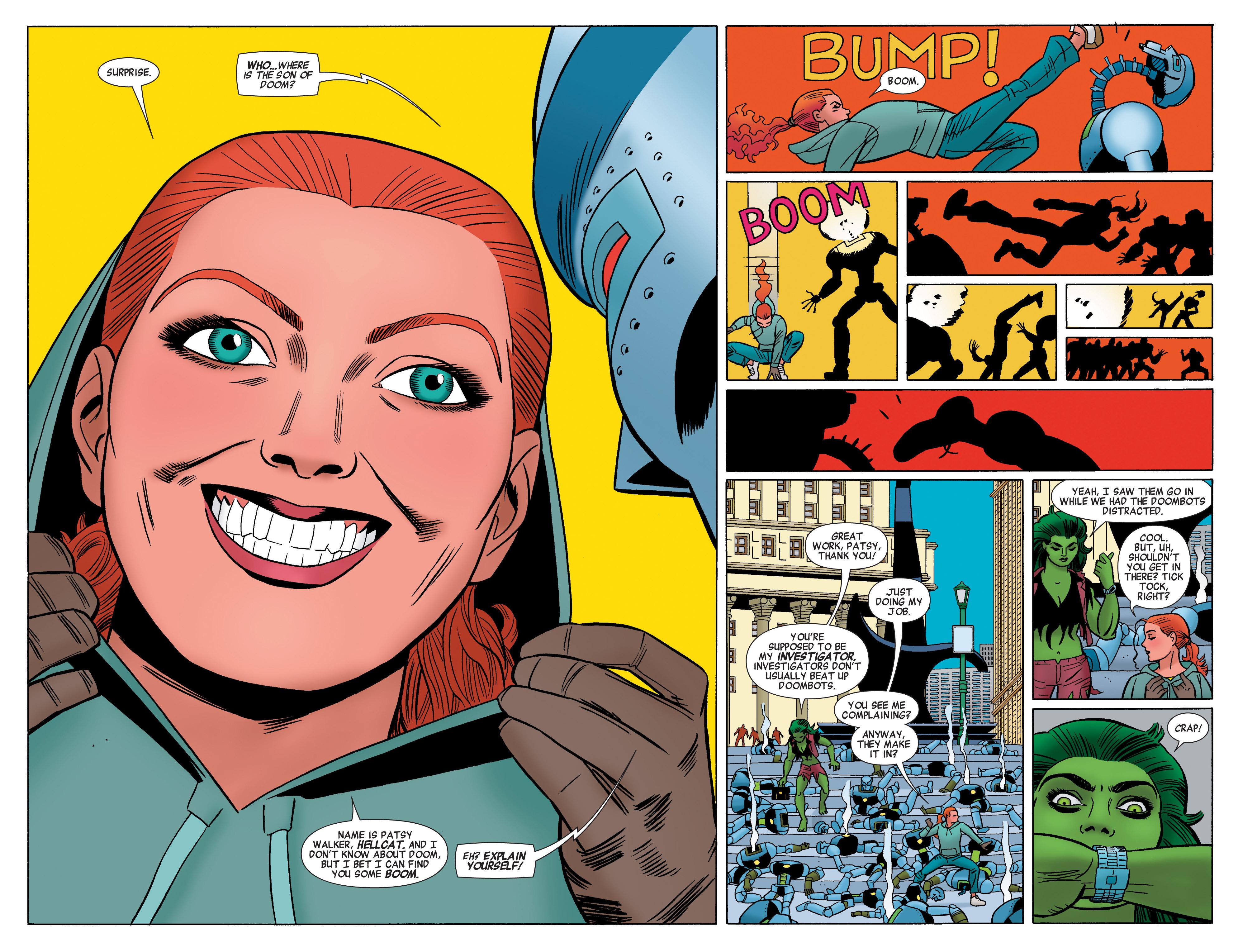 Read online She-Hulk (2014) comic -  Issue #3 - 12