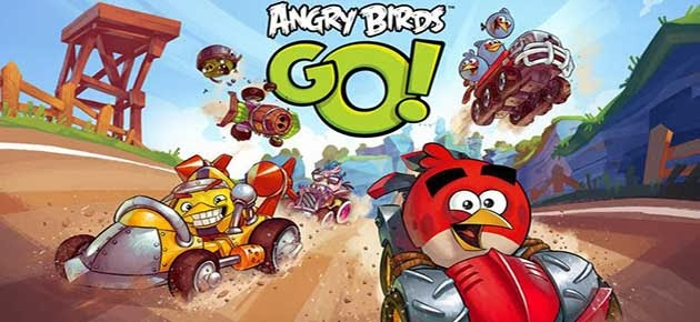 Download Angry Birds Go! untuk  Android, iOS