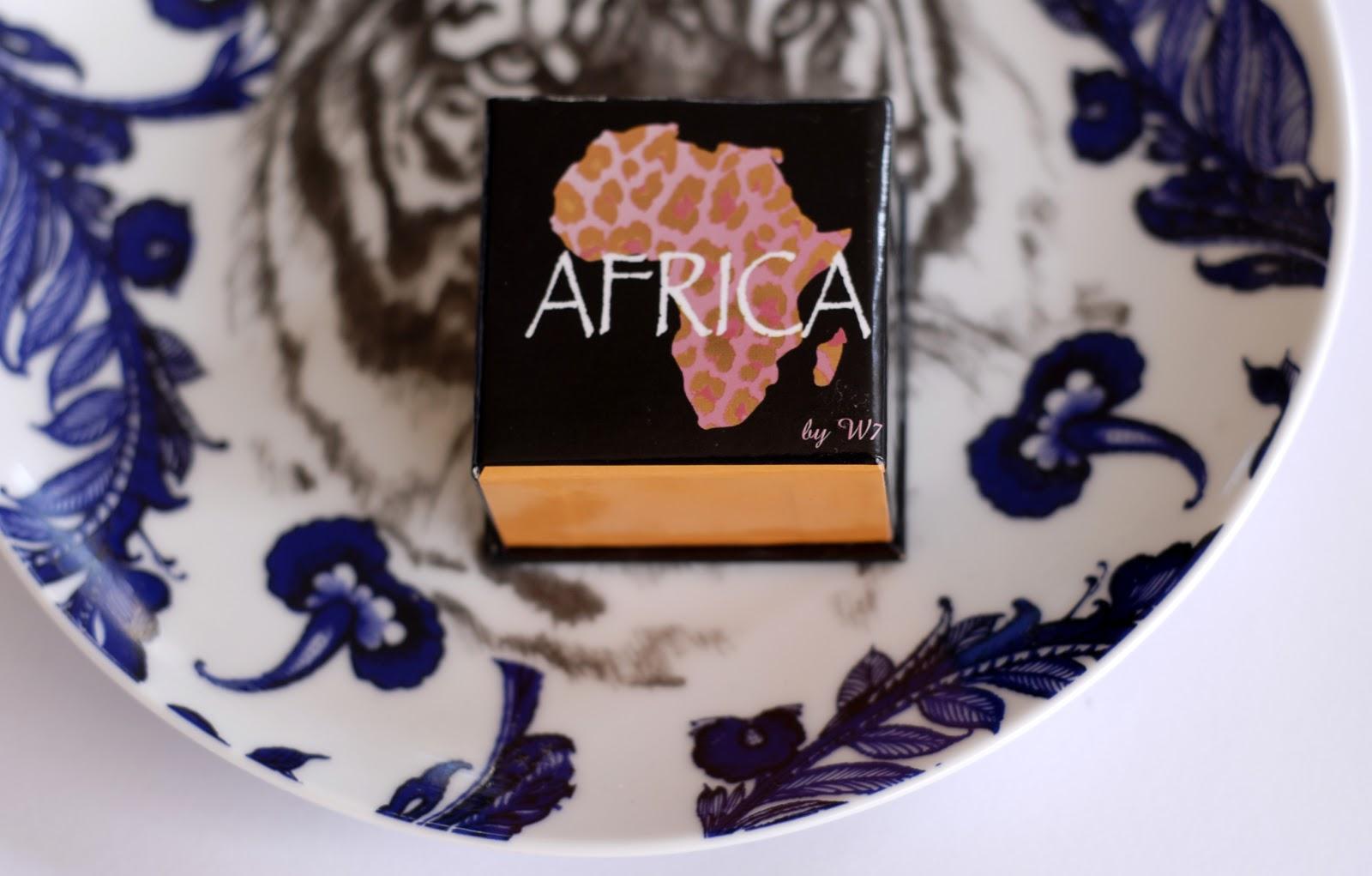 W7 Africa Bronzing powder