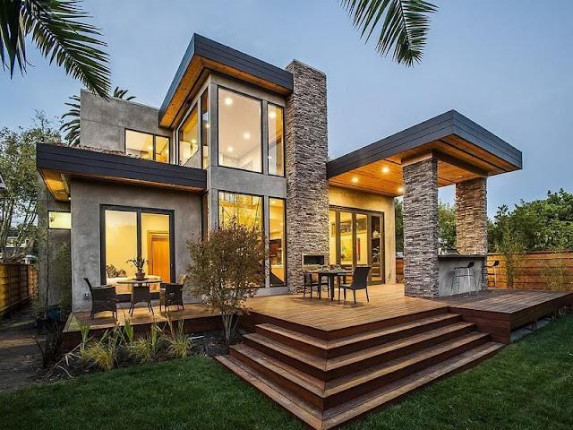 A Stylish Modern Wooden House Design In The Alps A Stylish Modern Wooden House Design In The Alps 49f96b001f75fcc1cf95a827c37ed36b