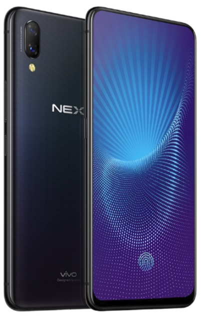 Vivo announced NEX series smartphones in China