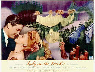 Una mujer en la penumbra | 1944 | Lady in the Dark - Cartel de cine