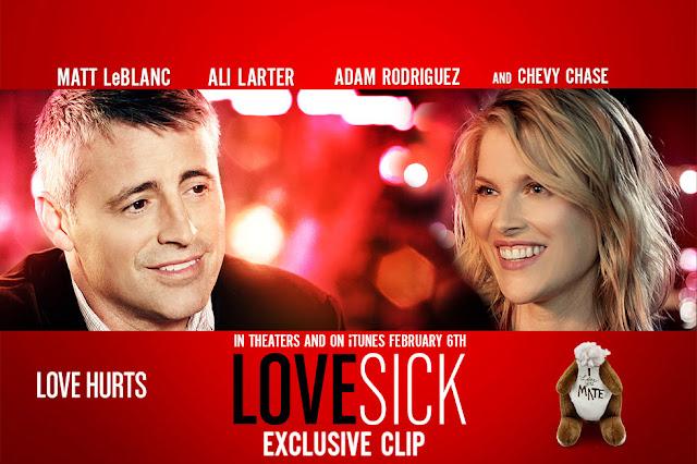 Lovesick (2014) ταινιες online seires oipeirates greek subs