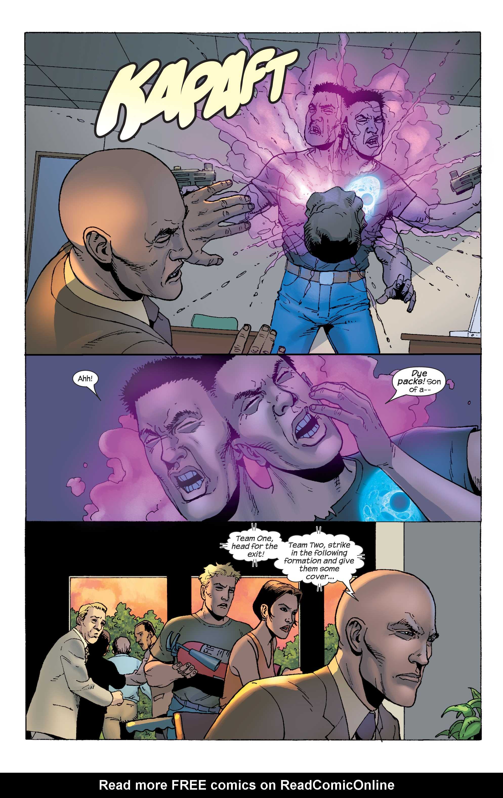 Read online Ultimate X-Men comic -  Issue #58 - 15
