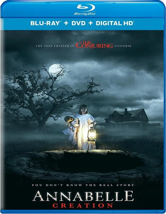 Annabelle Creation 2017 BluRay 1080p 2GB [Hindi – English] AC3 DD 2.0 MKV