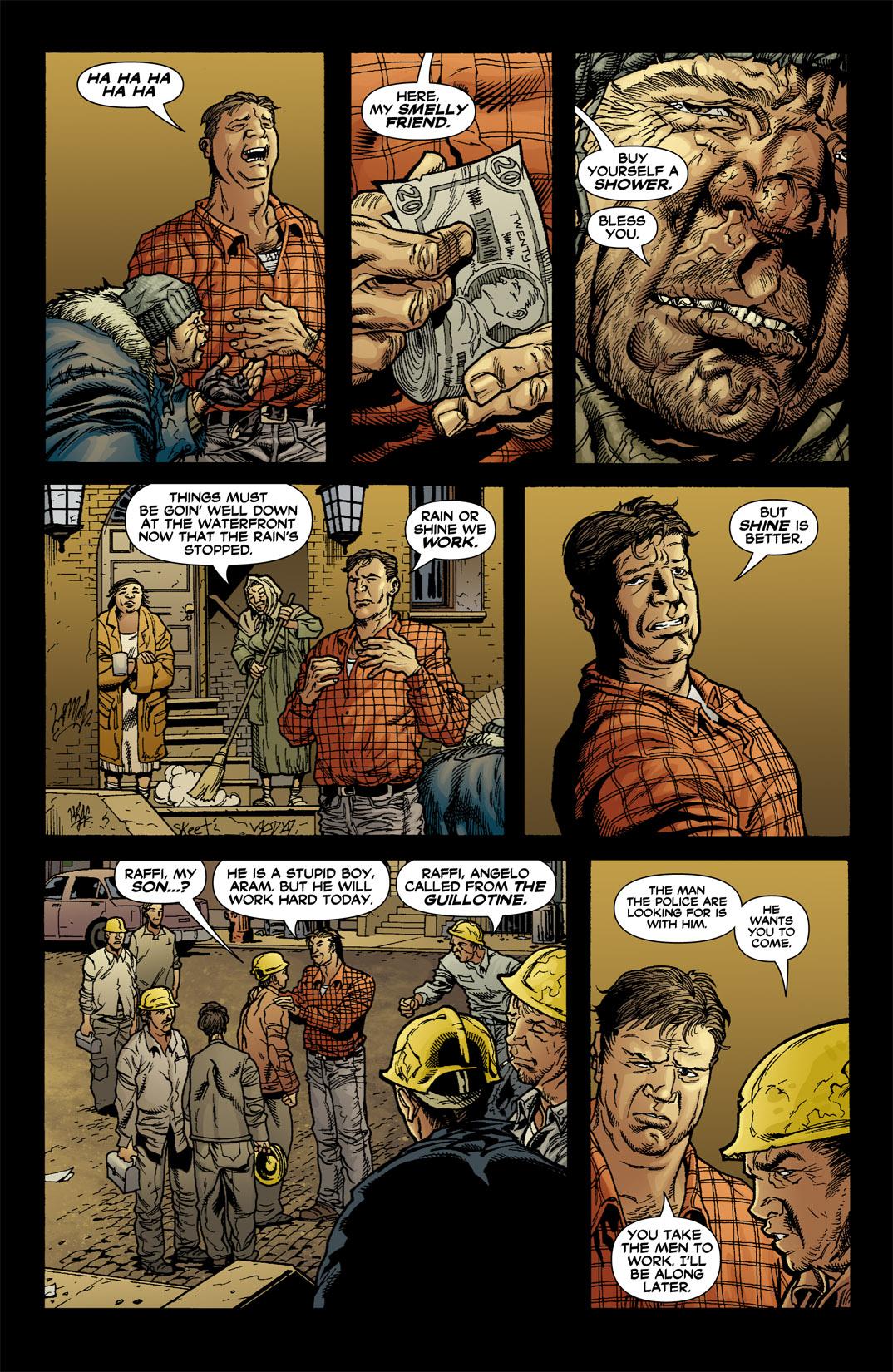 Detective Comics (1937) 807 Page 8