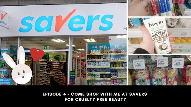 Episode 4 - Come Shop With Me At Savers For Cruelty Free Beauty