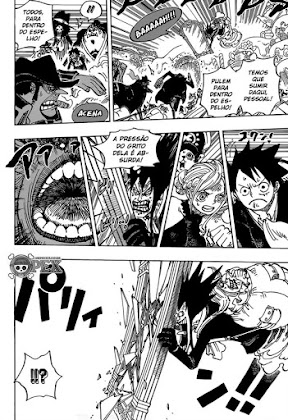 One Piece Mangá 868