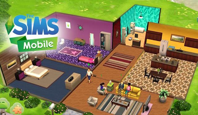 Resultado de imagem para The Sims Mobile APK v9