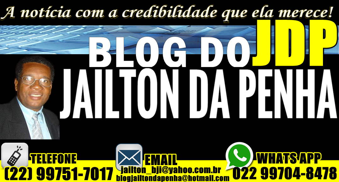 BLOG DO JAILTON DA PENHA