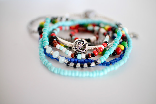 making your own jewelry