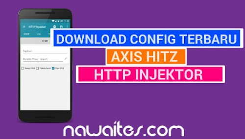 Config HTTP Injektor Gratis Terbaru Axis Hitz September 2017