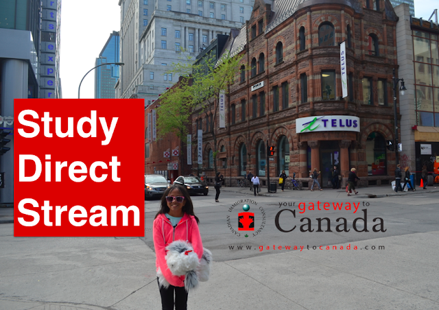 Study Direct Steam (SDS) Eligibility Requirements