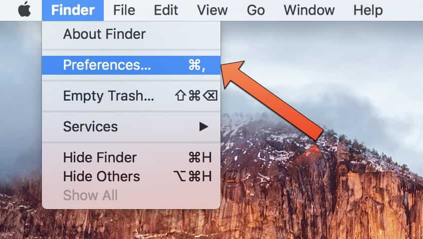 Here's how to remove or hide the Macintosh HD icon from the desktop on your Mac running macOS High Sierra 10.13, macOS Sierra 10.12 or below.