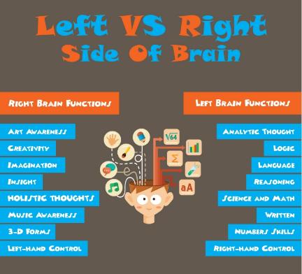 Cara melatih Otak Kanan dan Kiri