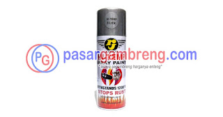 Jual RJ London HI Temp Spray Paint