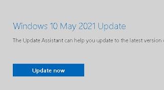 21H1 Telah Hadir, Segera Update Versi Windows 10 Terbaru Di Laptop Anda