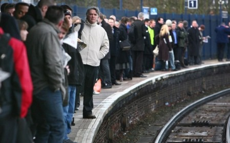 Rail User Satisfaction at 10-Year Low