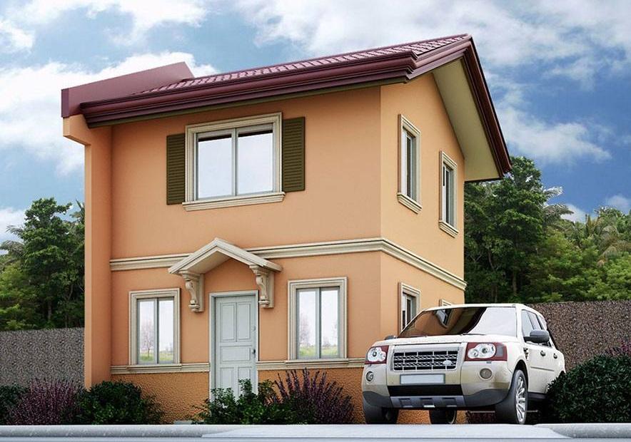New Camella Homes Model Bella Tagum City House And Lot